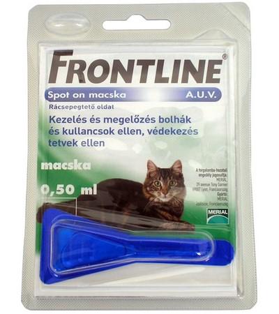 Frontline-macska-