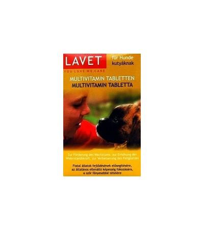 Lavet-Multivitamin-tabletta-kutyaknak-50db