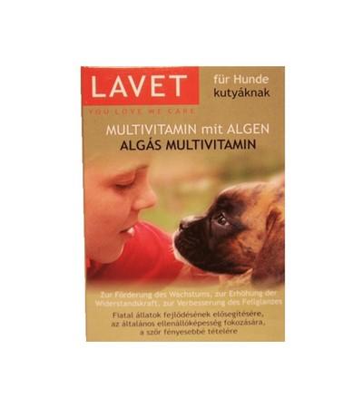 Lavet-Algas-Multivitamin-tabletta-kutyaknak-50db