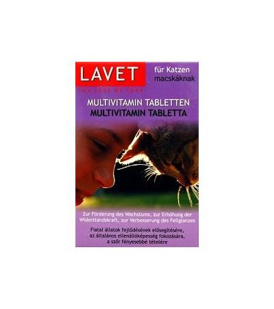 Lavet-Multivitamin-tabletta-macskaknak-50db