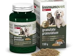 Immunovet-immunerosito-por-kutyaknak-es-macskaknak-150g-