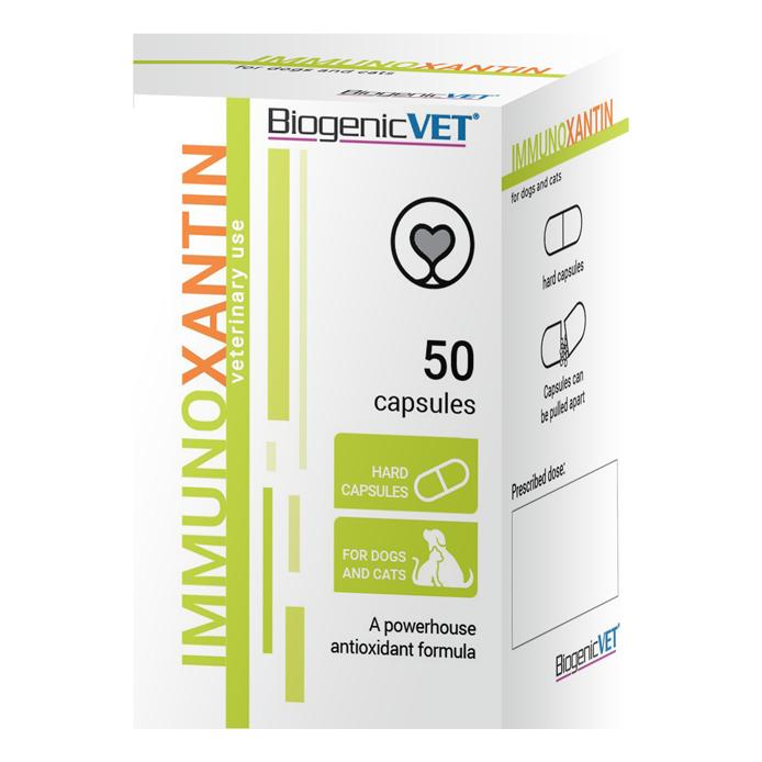 BiogenicVET-Immunoxantin-kapszula-50x