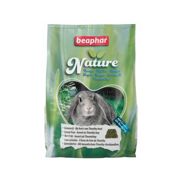 Beaphar-Nature-Teljeserteku-Nyuleledel-750g