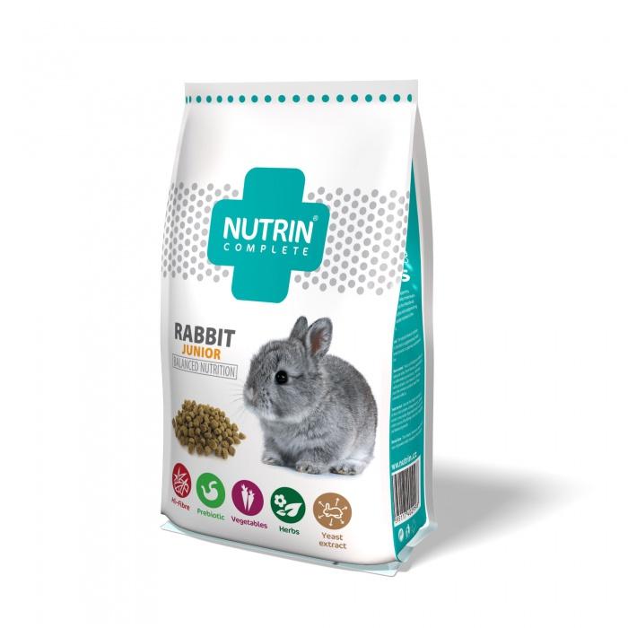 Nutrin-Complete-Rabbit-Junior-400g